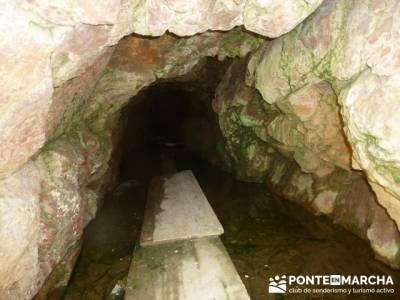 Pinar de Canencia y Mina de Plata del Indiano;bosque irati; pasear por madrid